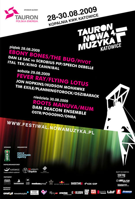 Plakat FNM '09